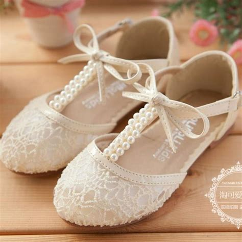 25  cute Flower girl shoes ideas on Pinterest   Girls