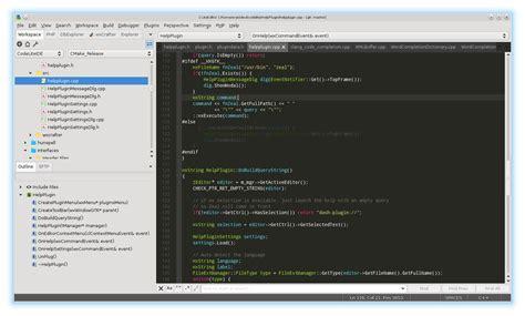 best c ide linux 18 best ides for c c programming or source code editors