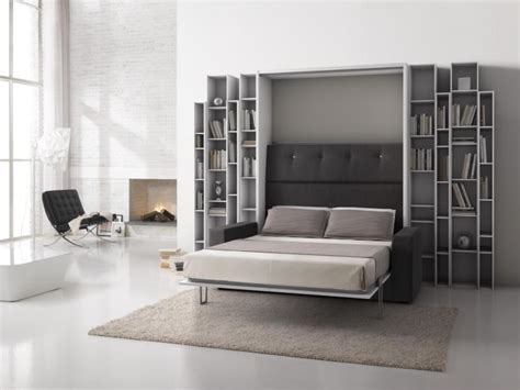 horizontal wall bed with sofa sofa murphy beds thesofa