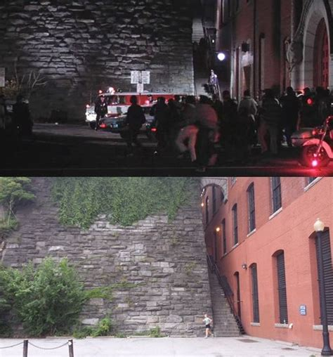 exorcist film locations then now movie locations the exorcist