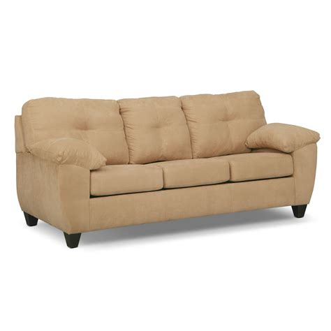 Foam Sleeper Sofa Ricardo Memory Foam Sleeper Sofa Camel American Signature Furniture