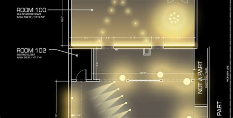 design concept lighting bjr concepts 187 nvf space planning and lighting design
