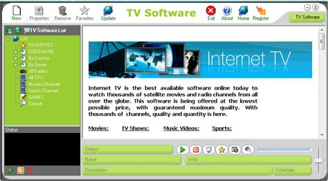 Termurah Software Tv Satellite Tv Satelit Tv satellite tv for pc by icpc tv software free maysite