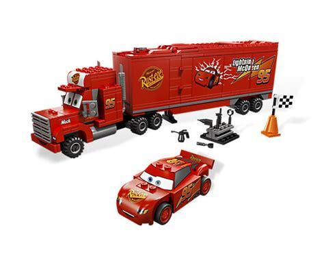Lego Truck Can Change Car mack s team truck 8486 lego shop