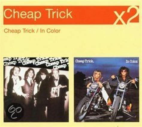 cheap trick in color bol cheap trick in color cheap trick muziek
