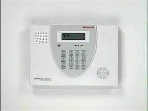 apx alarm lynx home security system tutorial 1