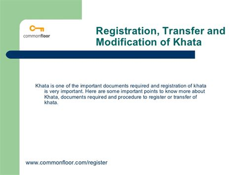 Khata Transfer Letter possession certificate sle bangalore image collections