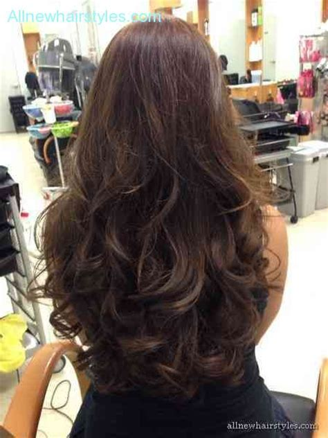 2015 haircuts front and back views long layers hair back view memes