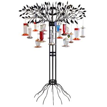 classic doma tree display hummingbird bfg supply