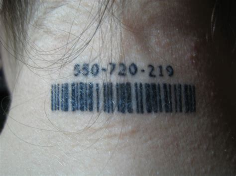 barcode tattoo pictures barcode tattoo related keywords suggestions barcode