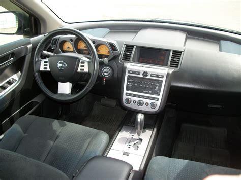 2005 Nissan Murano Interior 2005 nissan murano interior pictures cargurus