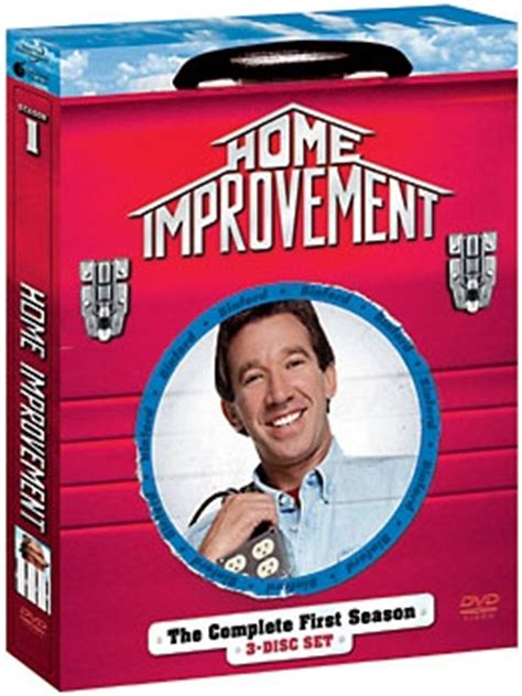 quot home improvement quot the complete season dvd review