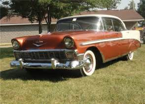 1956 chevrolet bel air 4 door hardtop 113233