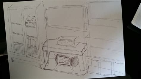 Home Improvement Ideas by Fireplace Would A Chunky Mantel Allow Me To Mount My Tv