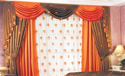 curtain designer selecting the correct curtain designs
