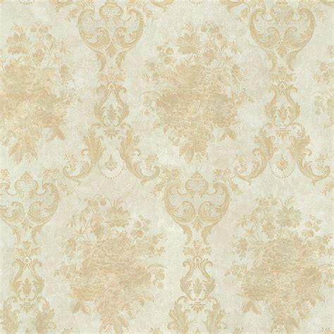 wallpaper gold floral mirage dutchess gold floral damask wallpaper 991 68239