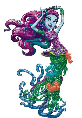monster high coloring pages great scarrier reef posea reef wiki monster high fandom powered by wikia