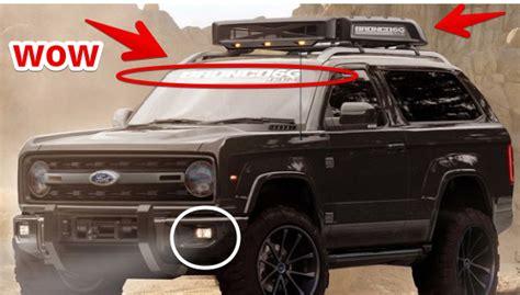 2020 Ford Bronco Detroit Auto Show detroit auto show 2017 2020 the iconic ford bronco
