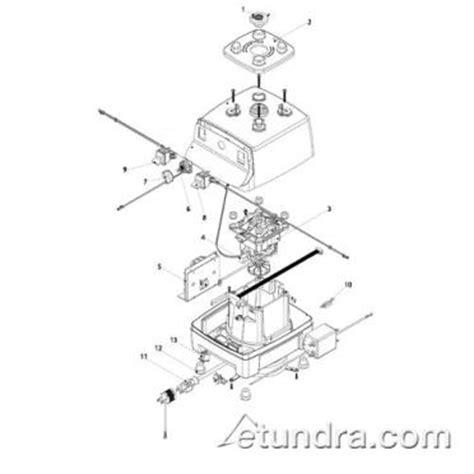 vitamix 5000 parts diagram tundra restaurant supply vita mix drink machine advance