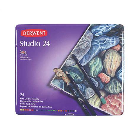 Derwent Color Pencil Studio 36clr derwent studio pencils