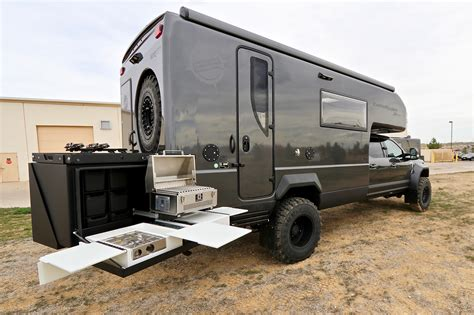ford earthroamer off the grid adventure cer from earthroamer costs more