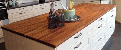 encimeras de cocina de madera el estilo casa de co en la cocina reformas guaita