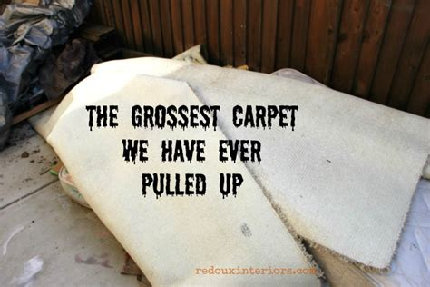 rug pulled out from all i want for is a new tv cabinet