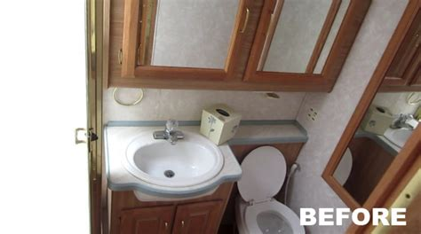 Truck Cer With Shower by Rv Bathroom Upgrades 28 Images Truck Cer Shower Upgrades And Improvements Apache Rv Customs