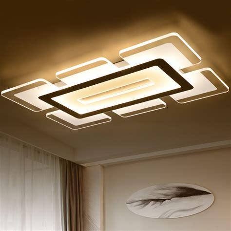 2016 new modern led ceiling light living room lights