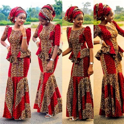 what is traditional style ankara styles for wedding 17 cool ankara dresses for