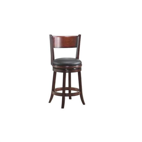 24 Swivel Bar Stools by Boraam Palmetto 24 Quot Swivel Counter Bar Stool Ebay
