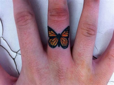 11 finger tattoos