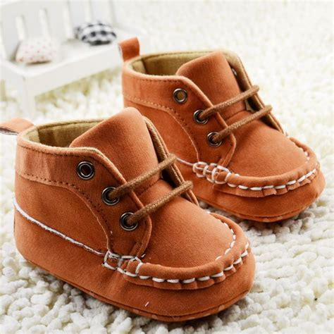 brown infant shoes brand baby boots baby moccasins baby brown boots sport