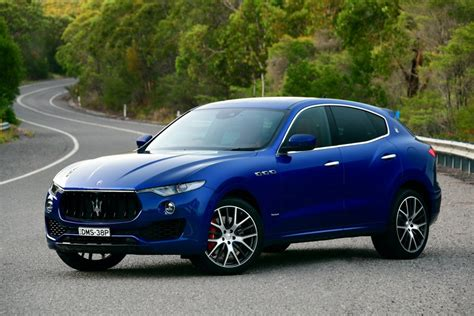 maserati car 2018 2018 maserati levante s gransport car review 2018