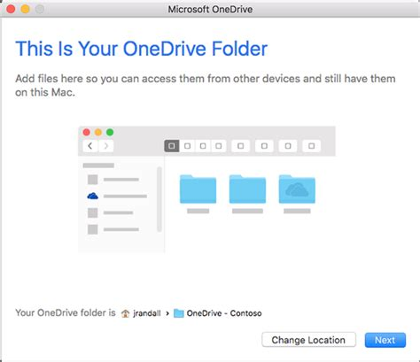 format video onedrive sync files with the onedrive sync client on mac os x