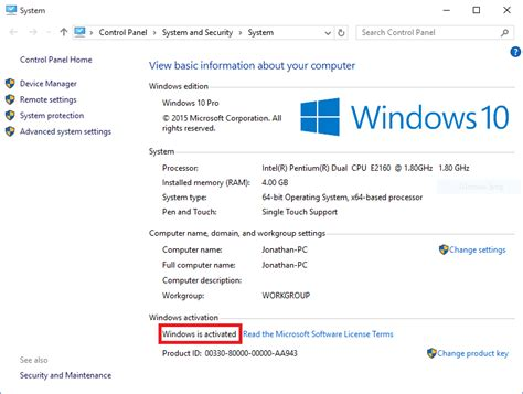 Lisensi Windows 10 Professional Original Activation 3264bit are able to upgrade to genuine versions of windows