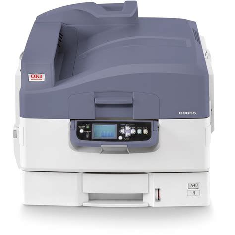 Printer Laser A3 oki c9655 oki c9655n a3 colour led laser printer