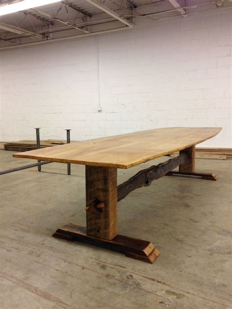 Surfboard Bar Table Ash Surfboard Table Reclaimed Wood Longwood Tables Pinterest