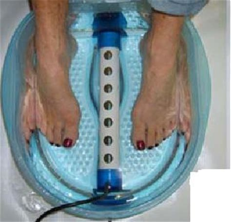 Foot Detox Virginia by Ionic Foot Bath Richmond Va Detox Foot Baths The