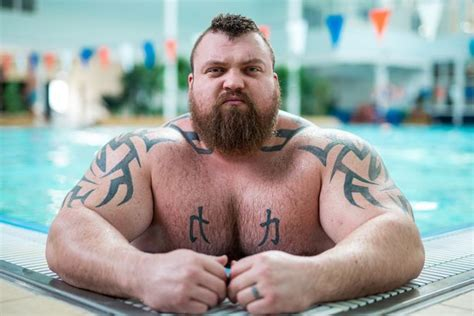 what is a happy l eddie hall retires from world s strongest man competition