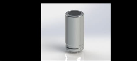 kemet capacitor 3d model united chemi con smh 40x80mm 5pin snap in capacitor solidworks step iges parasolid 3d cad