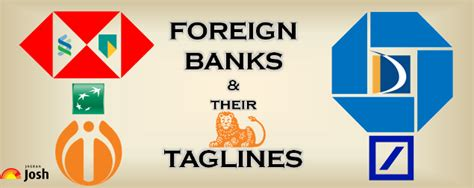 Mba Taglines mba quiz guess the foreign bank from its tagline college