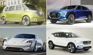 Electric Cars Future 2040 Twelve Electric Cars Of The Future That You Could End Up
