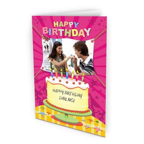make a custom birthday card card invitation design ideas personalised card valentines