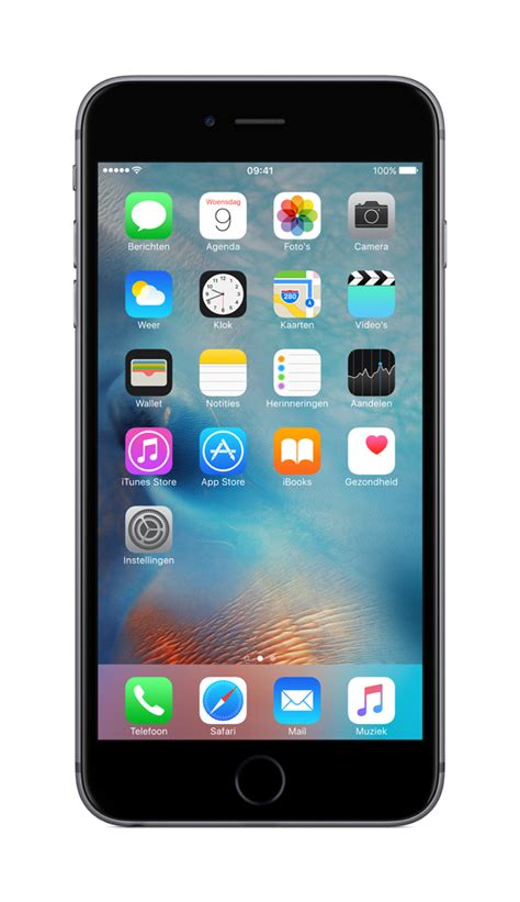 iphone 6s plus 64gb zwart b grade www vastenmobiel