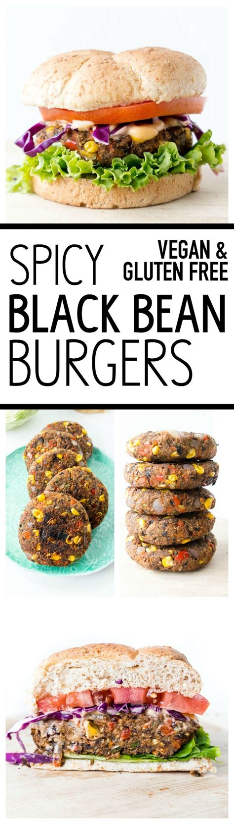 easy black bean burger recipe vegan 25 best ideas about black fitness on fit