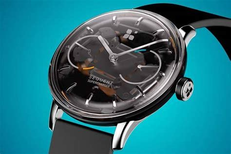 sequent kinetic  charging smartwatch gadgetsin
