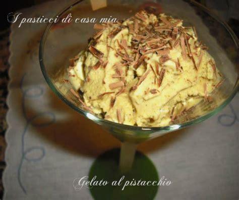 pasta di pistacchio fatta in casa gelato al pistacchio fatto in casa sano e genuino