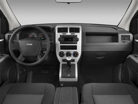 best auto repair manual 2009 jeep compass interior lighting 2008 jeep compass cockpit interior photo automotive com