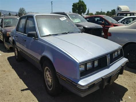 small engine maintenance and repair 1986 pontiac 6000 electronic valve timing auto auction ended on vin 2g2ah19z6e1246801 1984 pontiac 6000 ste in ca san jose